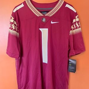 Nike Dri Fit Florida St Seminoles Jersey